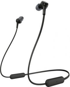 Sony WI-XB400 Wireless Extra Bass in-Ear Headphones with 15 Hours Battery Life