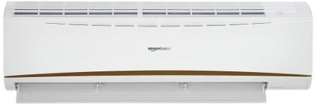 AmazonBasics 1.5 Ton 3 Star 2021 Split AC with Four Stage air filtration (Copper)