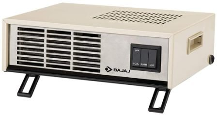 Bajaj Blow Hot 2000-Watt Fan Room Heater