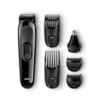 Braun MGK3020 - 6-in-One Multi Grooming and Trimmer Kit