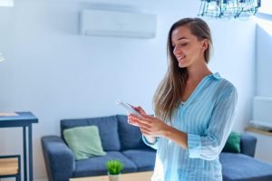 Choosing air conditioning features of air conditioners