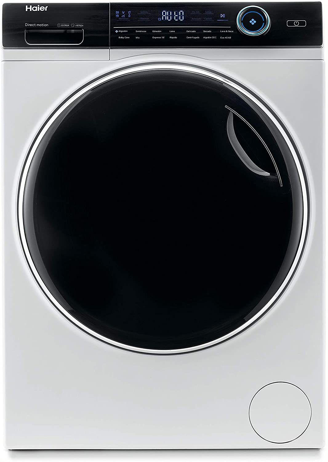 Haier 12 Kg Fully Automatic Front Load Inverter Washing Machine (HWD120-B14979)