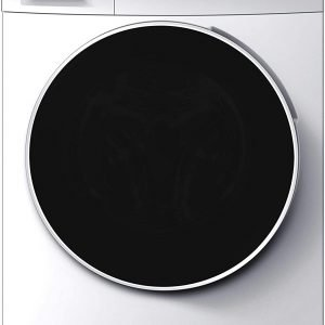 Haier 9.0 kg Fully Automatic Front Loading Washing Machine (HWD90-BP14636-S)