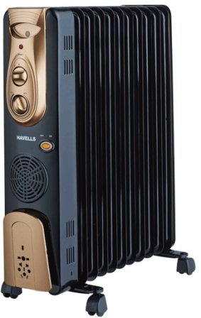 Havells OFR 11-Fin PTC 2900-Watt Fan Heater