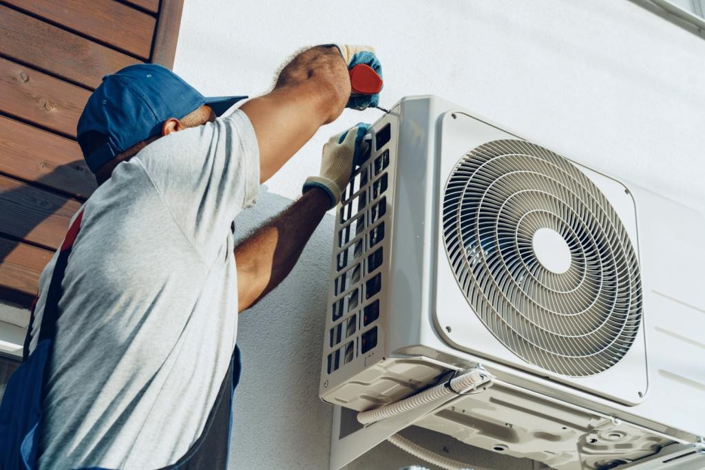 How is Air Conditioning Installed
