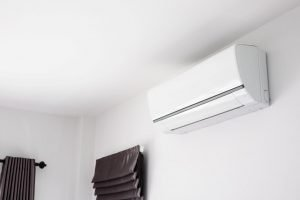 How to calculate the cooling load depending on the room size