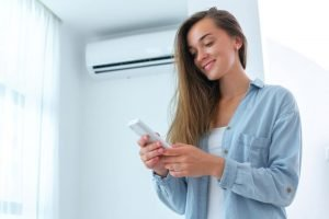How to use the air conditioner Remote