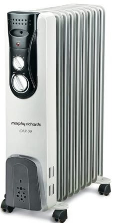 Morphy Richards OFR 09 2000-Watts Oil Filled Heater