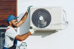 Mounting single or multi-split air conditioners