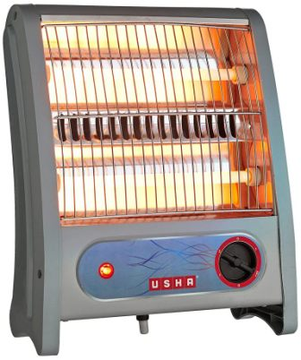 Usha Quartz-3002 (800-Watt) Room Heater