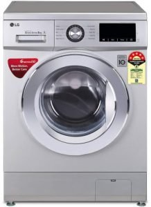 LG 8.0 Kg Inverter Fully-Automatic Front-Loading Washing Machine – FH2G6TDNL42