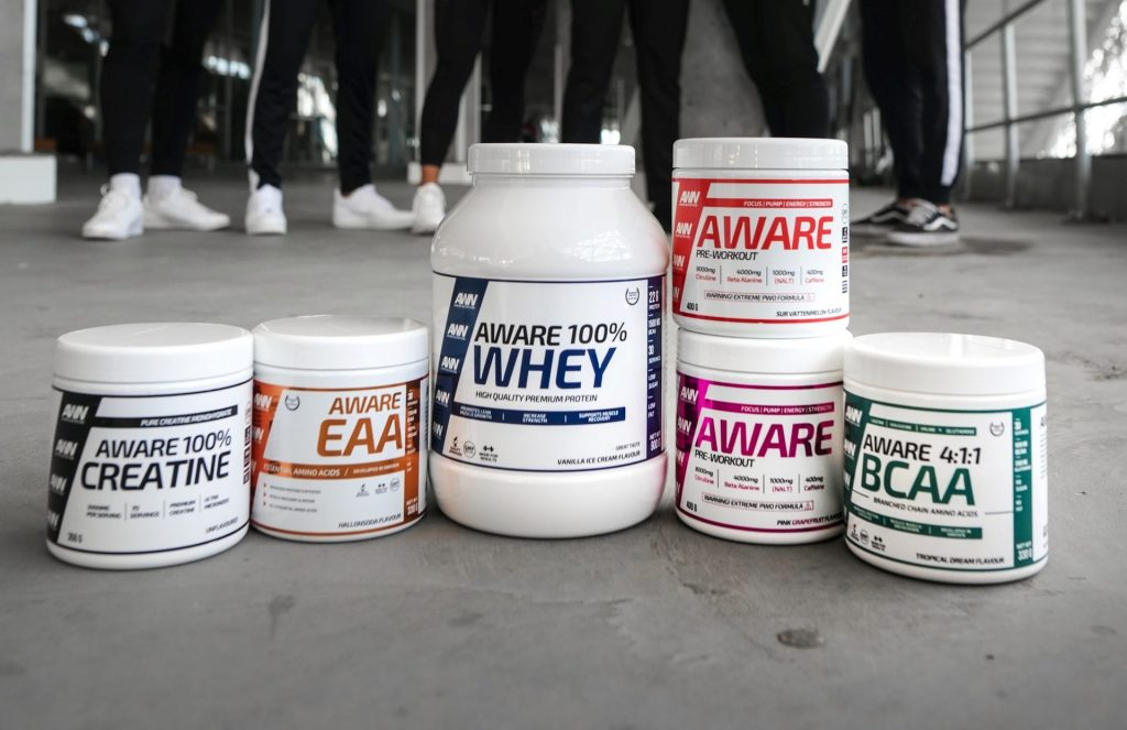 Supplements to Take For Muscle Growth