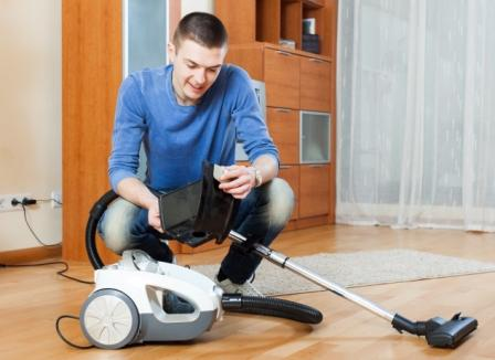 How Do I Clean My Vacuum Cleaner