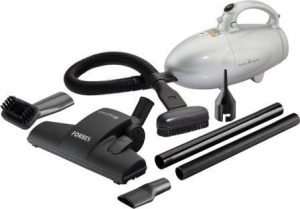 Vacuum cleaners with bag