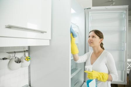 How to Remove the Smell From the Fridge
