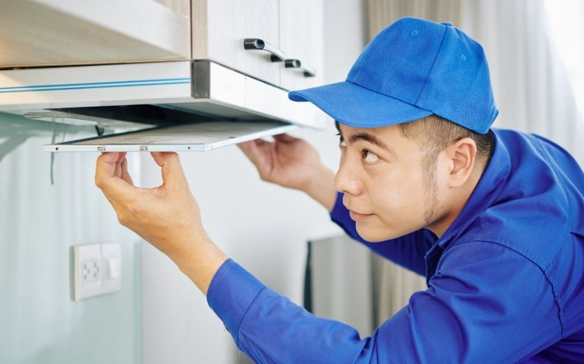 Ways To Clean The Kitchen Chimney And Filter