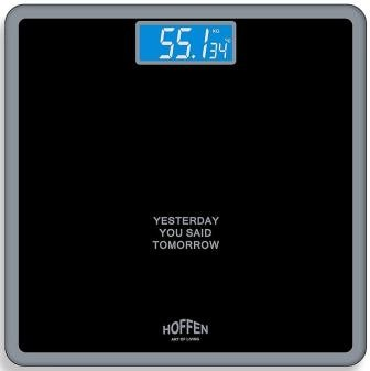 Hoffen HO-18 Digital Electronic LCD Personal Body Weighing Scale